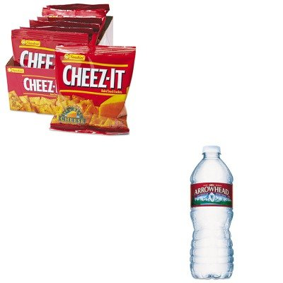 kitkeb12233nle827162-value-kit-nestle-distilled-natural-spring-water-nle827162-and-kelloggs-cheez-it