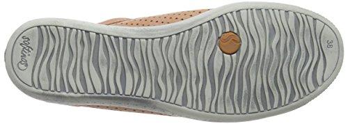 Softinos Ica388sof, Scarpe da Ginnastica Donna Rosa (Salmon)