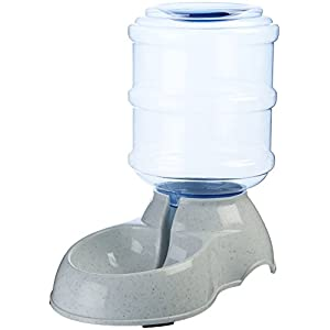 AmazonBasics Small Gravity Pet Water Dispenser
