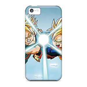 Iphone 5c Case Slim [ultra Fit] Dragon Ball Z Protective Case Cover