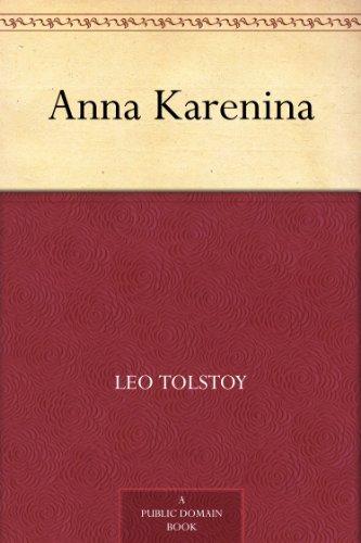 Anna Karenina by Leo Tolsto