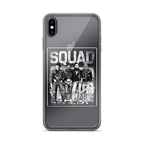 iPhone Xs Max Pure Clear Case Cases Cover