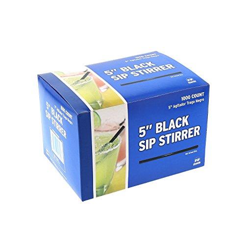 Royal 5 Black Sip Straw Package Of 1000 In The Uae