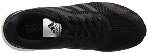 Core Grey 2 de Chaussures Response EU 3 44 Solar Homme Noir Noir Orange Running Four F17 adidas Black wUAq6P6