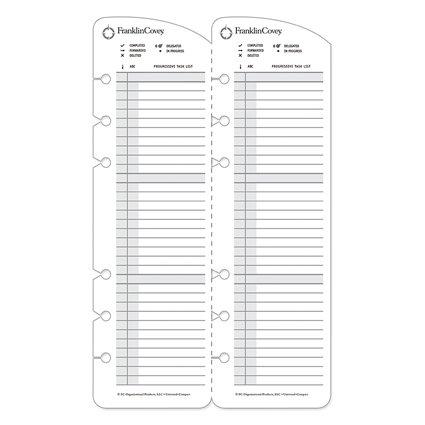 compact progressive task list