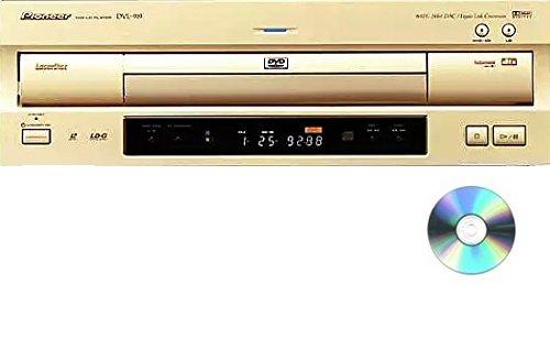 玄関先迄納品 pioneer/ セット] 両面再生LDプレーヤー/ DVDプレーヤー dvl-919 DVDクリーナー/オリジナル布ダストカバー [プレゼント セット] B00RBL2MIO B00RBL2MIO, ヒカリヤ:a565a97c --- diceanalytics.pk