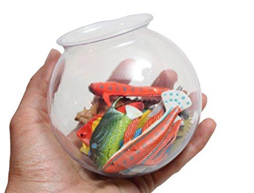 Fish Pool Dive Toy Set - Fish and Fish Bowl - Pool Hunt Game