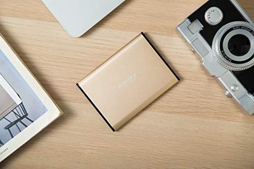 Maxone Ultra Thin Portable HDD USB 3.0 for PC, External Hard Drive 320GB