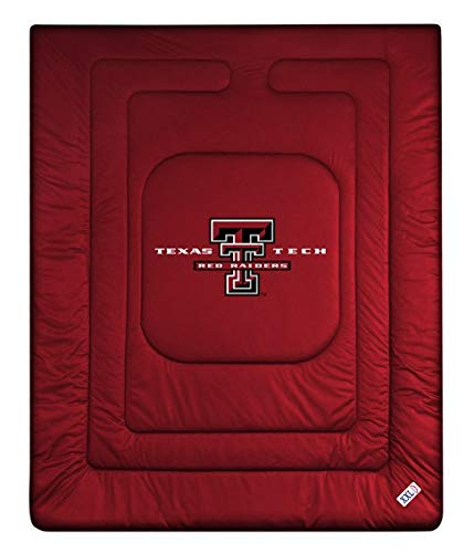 (NCAA Texas Tech Red Raiders Locker Room Comforter Twin)