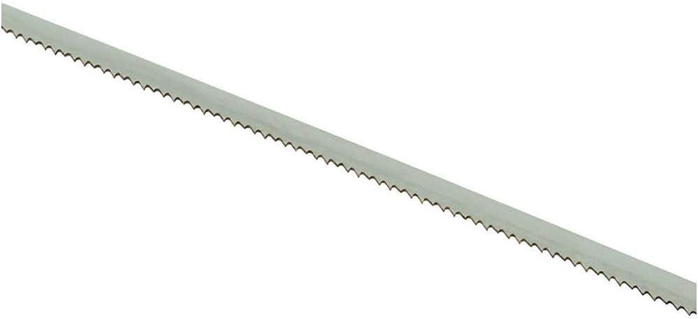 """SuperCut B56.875W38R14 Three Wheeler Bandsaw Blades 56-7//8/"""" Long 3//8/"""" Width 14R"""