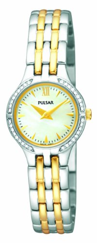 Pulsar Women's PEGF21 Crystal Watch
