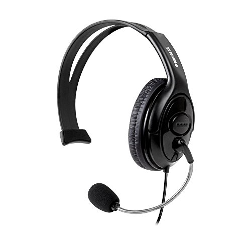 Headphone X-Talk SOLO com microfone - Preto - Xbox 360