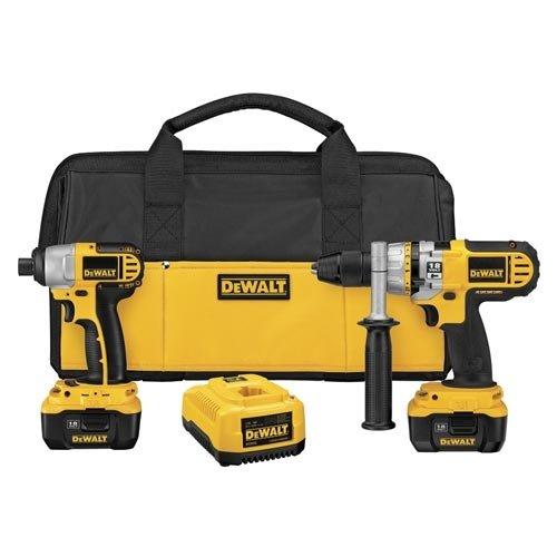 DEWALT DCX4230 Cordless Hammerdrill Technology