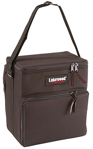 Lakewood Products 4-Tray Upright Case, Black by Lakewood