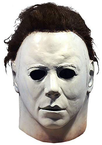 Horror Or Halloween (Trick Or Treat Studios - Halloween Michael Myers 1978 Mask, Officially Licensed)