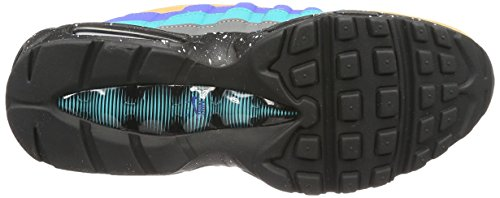 538416 Premium Pelle Multicolor Blue Max 95 204 Mega Nike Uomo Scarpe In Air XTZnPFq
