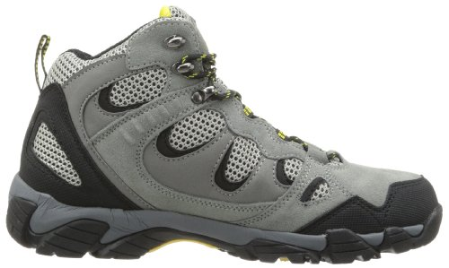 Pacific Trail Mens Sequoia Walking Shoe Stone/Grey/Yellow ZjMUVcd
