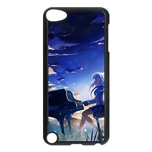 Angel Beats iPod Touch 5 Case Black Wrfho