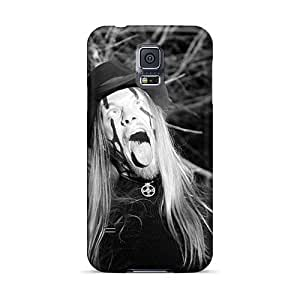 Protector Hard Cell-phone Case For Samsung Galaxy S5 With Customized Trendy Finntroll Band Pictures KennethKaczmarek