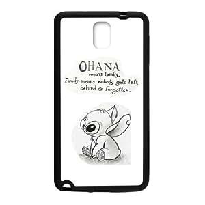Custom Unique Design Ohana Samsung Galaxy Note 3 Silicone Case