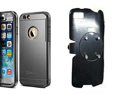 new products b8f18 5f3e8 Amazon.com: SlipGrip RAM-HOL Holder For Apple iPhone 8 Plus Using ...