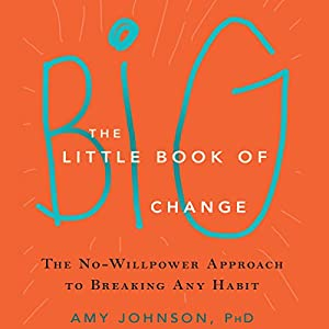 The Little Book of Big Change Hörbuch