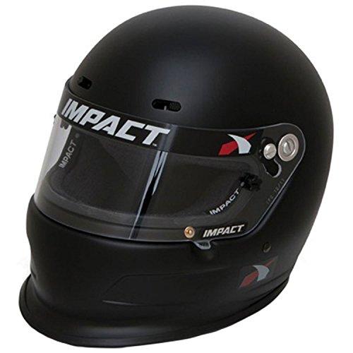 Helmet - Charger SNELL15 MED Flat Black