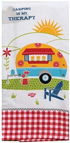 large tea towels barbecue towels kitchen accessory camping towels dish towel set flour sack towels cookout theme camping accessory