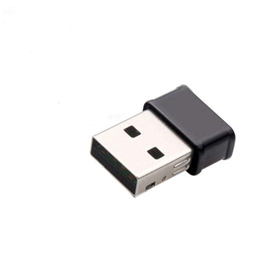 TNUGF USB WiFi Tarjeta de Red inalámbrica portátil de ...