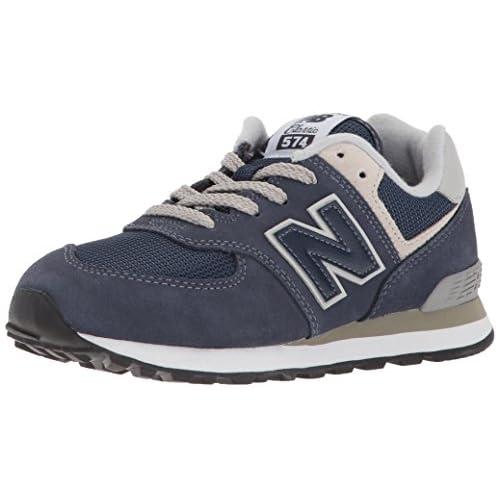chollos oferta descuentos barato New Balance 574v2 Core Lace Zapatillas para Niños Blue Navy GV 29 EU Wide