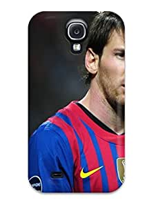 For Galaxy S4 Protector Case Lionel Messi Argentina Football Player Phone Cover