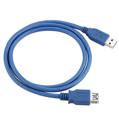 CE Compass 3 FT Feet Superspeed USB 3.0 Type A Male To A Female Extension Cable M//F