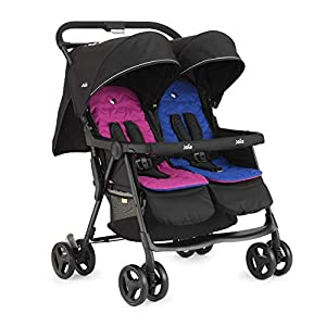 Joie Aire Stroller Twin W/RC...