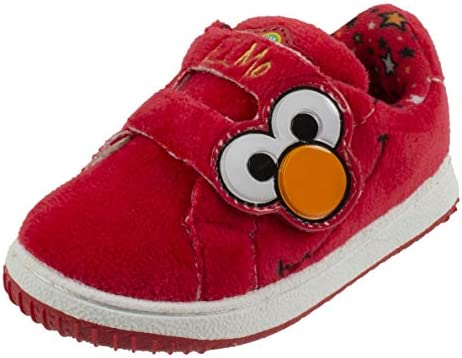 Sesame Street Elmo Baby Toddler Shoes