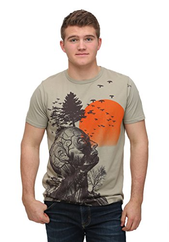 The Hangover Human Tree Men's T-Shirt by Junk Food (Adult -