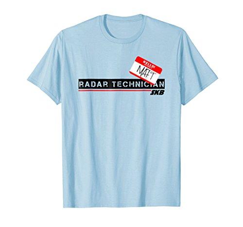 Halloween Costumes for Men T shirt - Matt Radar Tech -