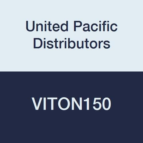 Viton United Pacific Distributors VITON150 Cam and Groove Gaskets Size 1-1//2 Size 1-1//2