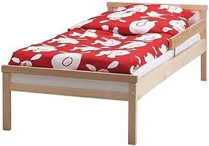 IKEA SNIGLAR - Estructura de cama con somier de láminas, haya ...