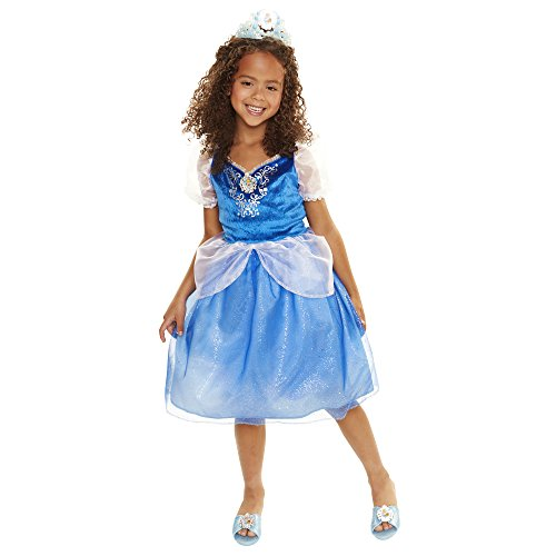 Disney Princess Heart Strong Cinderella Dress]()