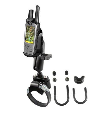 RAM Strong Heavy Duty ATV UTV Strap Mount Holder for Garmin Rino 610 650 & ()