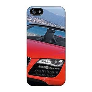 Slim Fit Tpu Protector Shock Absorbent Bumper Audi R8 Spyder 5.2 Fsi Quattro 2011 Case For Iphone 5/5s