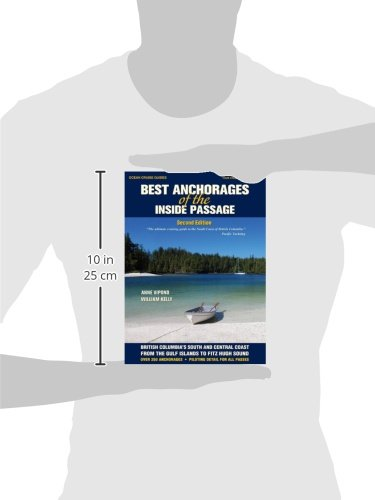 Best Anchorages of the Inside Passage -2nd Edition (Ocean Cruise Guides) by Ocean Cruise Guides