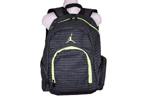 729c25622bd906 delicate Jordan Unisex All World Backpack Black - laminalaudio.com