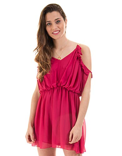 Guess Dress Party Pink Rose Marciano xYxwvU