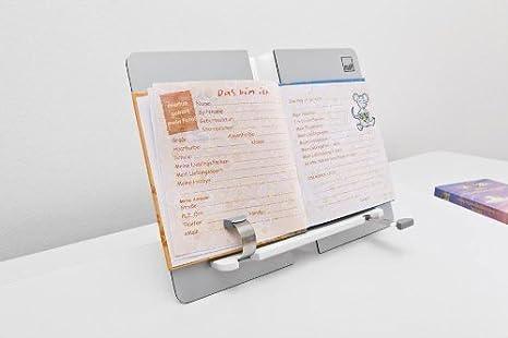 Moll Faltbare Buchstütze Amazonde Küche Haushalt