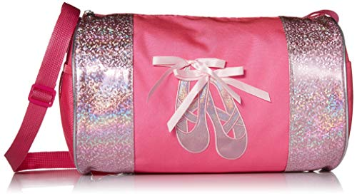 Dance Ballet Slippers Duffel Bag