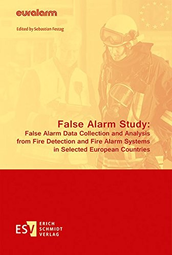 False Alarm Study: False Alarm Data Collection and Analysis from Fire Detection and Fire Alarm Systems in Selected European (Alarm Collection)