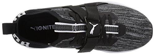 Shade 2 Wn Black Ignite Sneaker Evoknit Women quiet Lo PUMA puma White Puma w8v5qXBIx