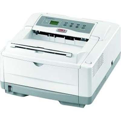 OKI 62446604 - Oki B4600N LED Printer - Monochrome - 600 x 2400 dpi Print - Pla ()