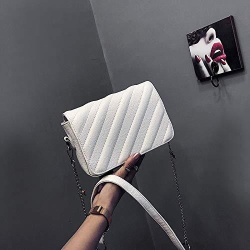 Petit Messenger Blanc tempérament WSLMHH Simple Sac nbsp;Marée Sac épaule de Sac Sauvage d'été chaîne gURwtxwq8